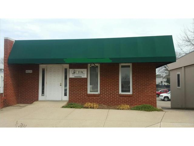 424 Walnut Street, Lawrenceburg, IN 47025 (MLS #21403713) :: AR/haus Group Realty