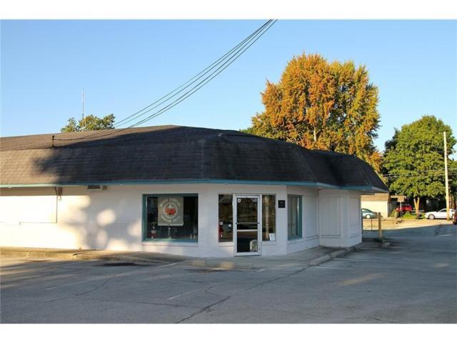 103 W High Street, Pendleton, IN 46064 (MLS #21405591) :: Indy Scene Real Estate Team