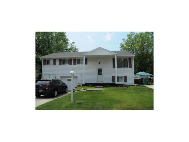 2921 Hillcrest Drive, New Castle, IN 47362 (MLS #21423623) :: Richwine Elite Group