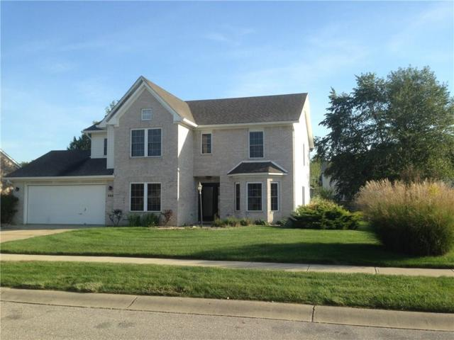 8315 Hunters Meadow Way, Indianapolis, IN 46259 (MLS #21445224) :: The Indy Property Source