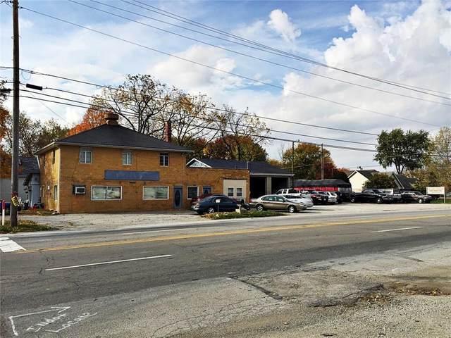 6649 S State Road 67, Pendleton, IN 46064 (MLS #21451539) :: Heard Real Estate Team | eXp Realty, LLC
