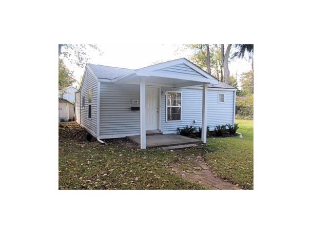 1519 E Mills Avenue, Indianapolis, IN 46227 (MLS #21454503) :: Keller & Corbett Real Estate