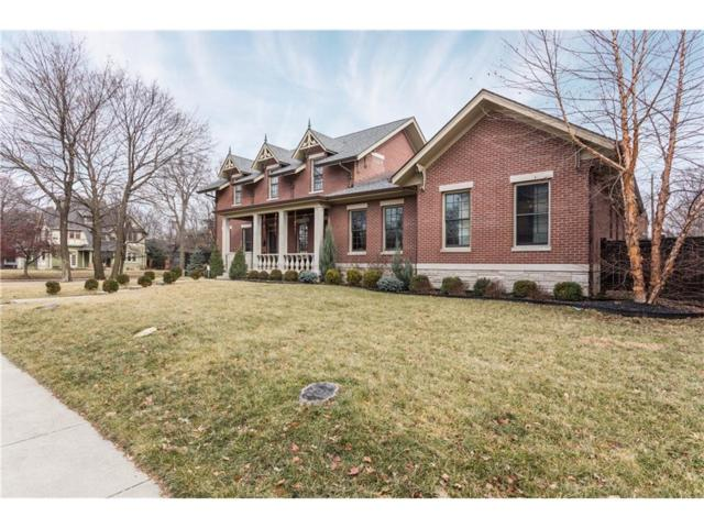 1239 N Park Avenue, Indianapolis, IN 46202 (MLS #21461180) :: Mike Price Realty Team - RE/MAX Centerstone