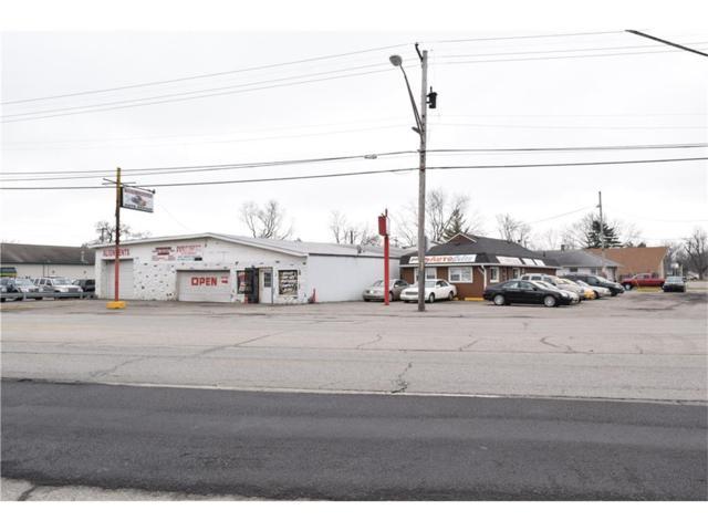 4451 W Washington Street, Indianapolis, IN 46241 (MLS #21463812) :: The Evelo Team