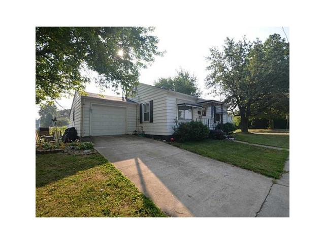 415 S 6th Avenue, Beech Grove, IN 46107 (MLS #21464603) :: Anthony Robinson & AMR Real Estate Group LLC