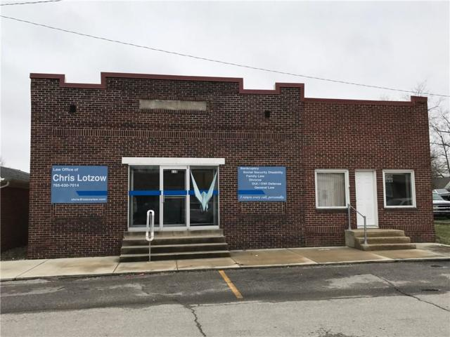 110 W Main Street, Bainbridge, IN 46105 (MLS #21470343) :: Indy Scene Real Estate Team