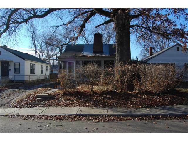1920 Sharon Avenue, Indianapolis, IN 46222 (MLS #21470458) :: AR/haus Group Realty
