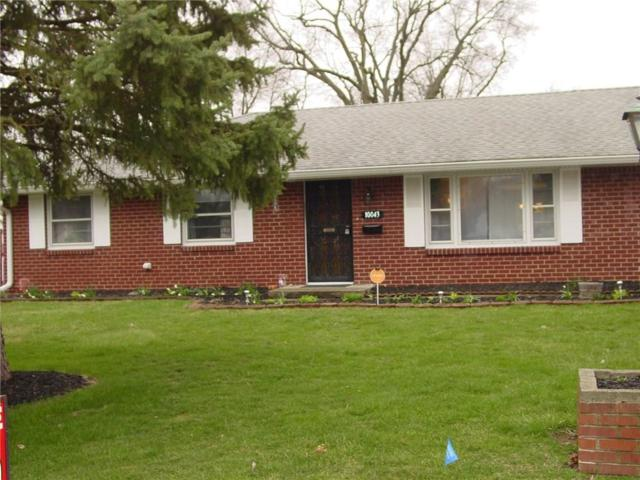 10043 Heather Hills Road, Indianapolis, IN 46229 (MLS #21471924) :: Richwine Elite Group