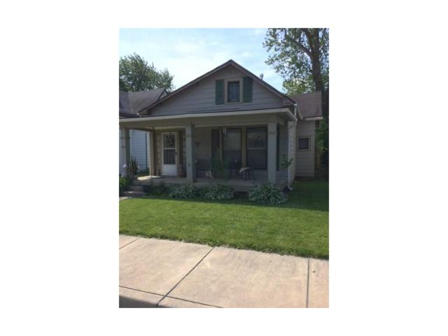 805 Cottage Avenue, Indianapolis, IN 46203 (MLS #21471973) :: Mike Price Realty Team - RE/MAX Centerstone