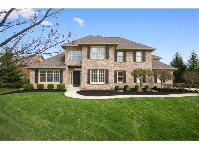 10483 Muirfield Trace, Fishers, IN 46037 (MLS #21475748) :: The ORR Home Selling Team