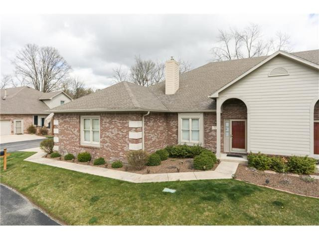 8953 Stonegate (Unit A) Way, Indianapolis, IN 46227 (MLS #21478435) :: Indy Scene Real Estate Team