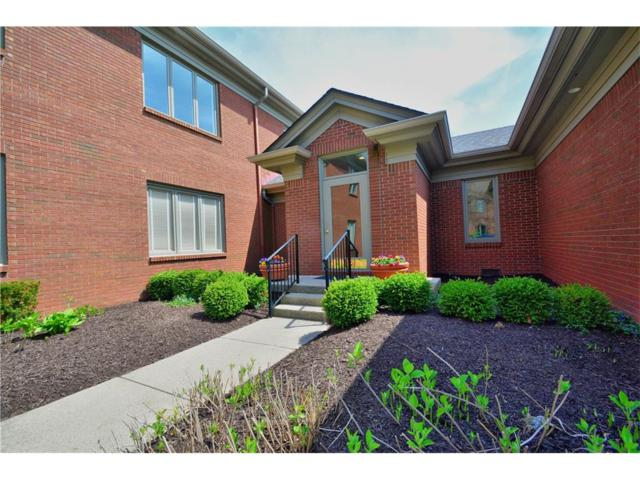 6550 Meridian Parkway 6-A, Indianapolis, IN 46260 (MLS #21478740) :: The ORR Home Selling Team