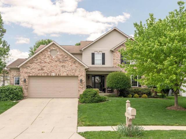 11730 Gatwick View Drive, Fishers, IN 46037 (MLS #21480641) :: The Evelo Team