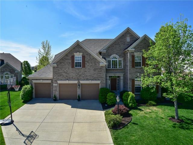 339 Prebster Drive, Brownsburg, IN 46112 (MLS #21480756) :: The Evelo Team