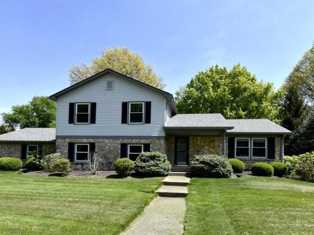 10919 Braewick Drive, Carmel, IN 46033 (MLS #21480905) :: The ORR Home Selling Team