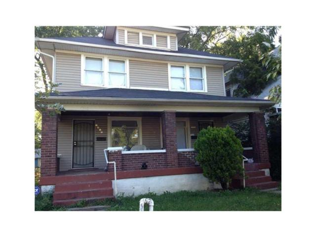 1318-1320 N Parker Avenue, Indianapolis, IN 46201 (MLS #21484727) :: Indy Scene Real Estate Team