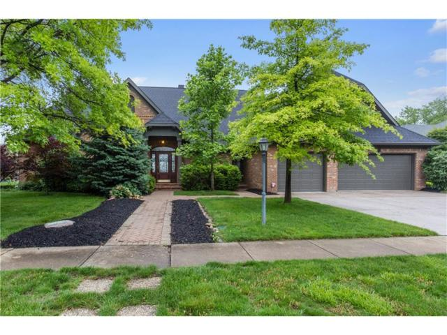 6049 Margaux Lane, Indianapolis, IN 46220 (MLS #21487284) :: Indy Scene Real Estate Team