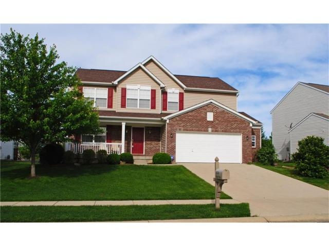 13026 Glazer Way, Fishers, IN 46038 (MLS #21487446) :: Indy Plus Realty Group- Keller Williams