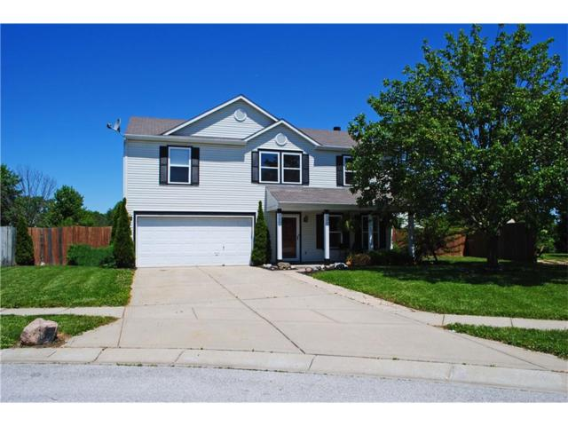 9046 Bayview Circle, Plainfield, IN 46168 (MLS #21488728) :: Indy Plus Realty Group- Keller Williams