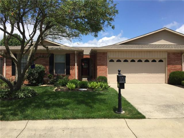 1058 Winterthur, Indianapolis, IN 46260 (MLS #21488898) :: The ORR Home Selling Team