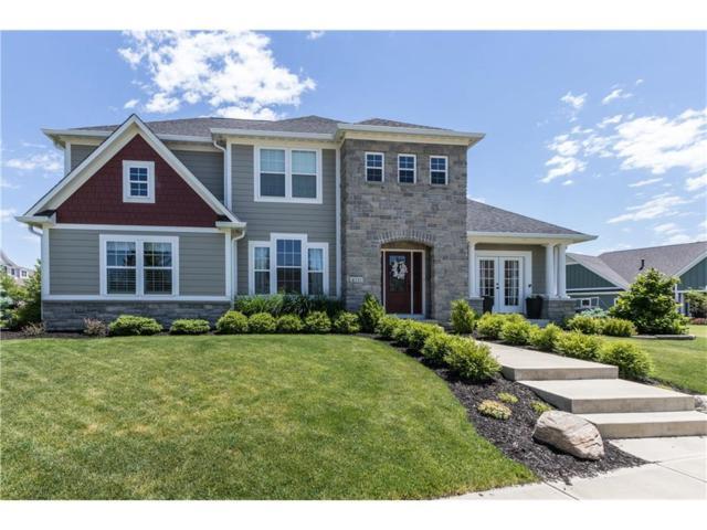 6731 Chapel Xing, Zionsville, IN 46077 (MLS #21489450) :: Indy Scene Real Estate Team