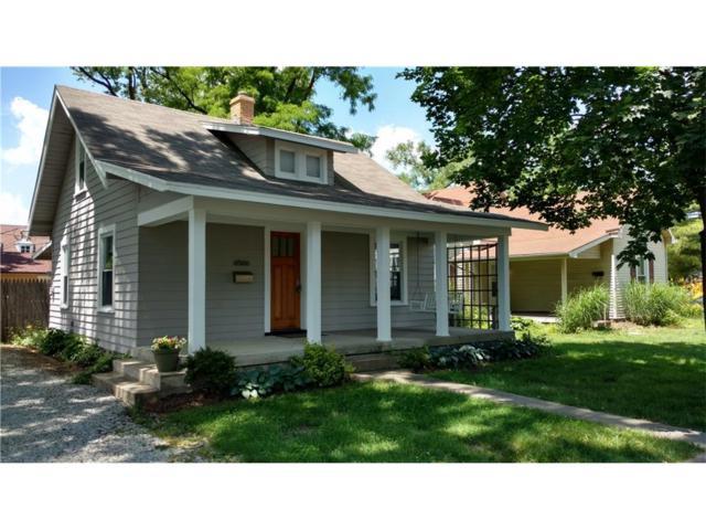 6566 Carrollton Avenue, Indianapolis, IN 46220 (MLS #21489638) :: Indy Scene Real Estate Team