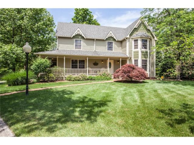 2564 Wayward Wind Drive, Indianapolis, IN 46239 (MLS #21490201) :: RE/MAX Ability Plus