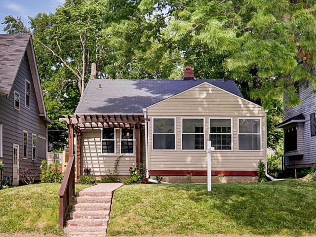3916 N Capitol Avenue, Indianapolis, IN 46208 (MLS #21490571) :: Indy Scene Real Estate Team