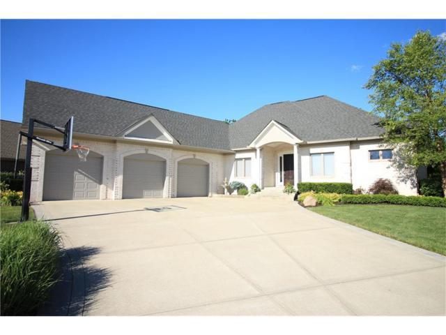 16446 Gleneagles Court, Noblesville, IN 46060 (MLS #21491085) :: The Gutting Group LLC