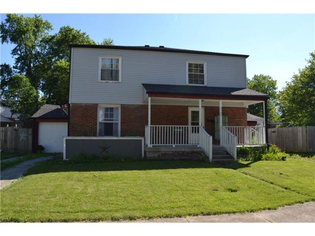 5143 E Atherton S Drive S, Indianapolis, IN 46219 (MLS #21491293) :: Indy Scene Real Estate Team