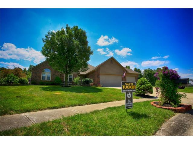 409 Kingsway Court, Mooresville, IN 46158 (MLS #21491335) :: Heard Real Estate Team
