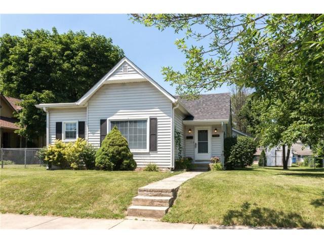 1502 Harrison Street, Noblesville, IN 46060 (MLS #21491490) :: Heard Real Estate Team