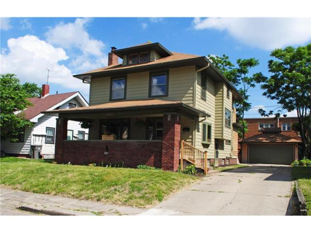 408 E Ruskin Place, Indianapolis, IN 46205 (MLS #21491516) :: Indy Plus Realty Group- Keller Williams