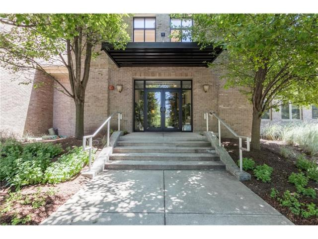 8555 One West Drive #104, Indianapolis, IN 46260 (MLS #21491591) :: Indy Scene Real Estate Team