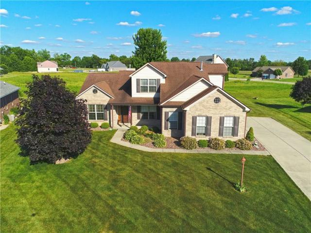 527 Peach Blossom Drive, Fortville, IN 46040 (MLS #21491657) :: RE/MAX Ability Plus