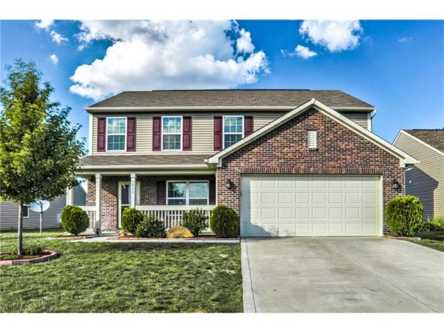 3052 W Longbranch Drive, Monrovia, IN 46157 (MLS #21491667) :: Mike Price Realty Team - RE/MAX Centerstone