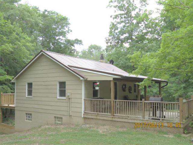 3200 S Conservation Club Road, Morgantown, IN 46160 (MLS #21491766) :: RE/MAX Ability Plus