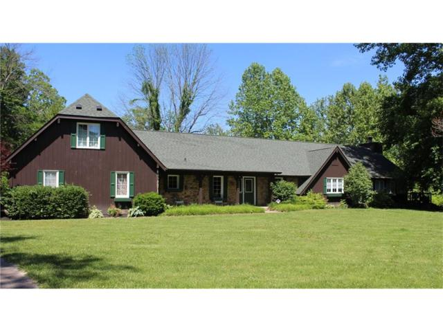 7914 S State Road 267, Plainfield, IN 46168 (MLS #21491928) :: Heard Real Estate Team