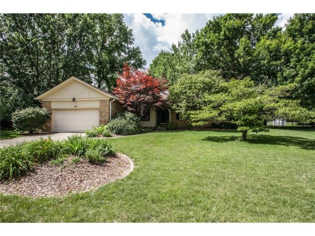 1325 Darby Lane, Indianapolis, IN 46260 (MLS #21491992) :: Indy Scene Real Estate Team