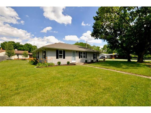 1041 Janet Drive, Greenwood, IN 46142 (MLS #21492087) :: Mike Price Realty Team - RE/MAX Centerstone