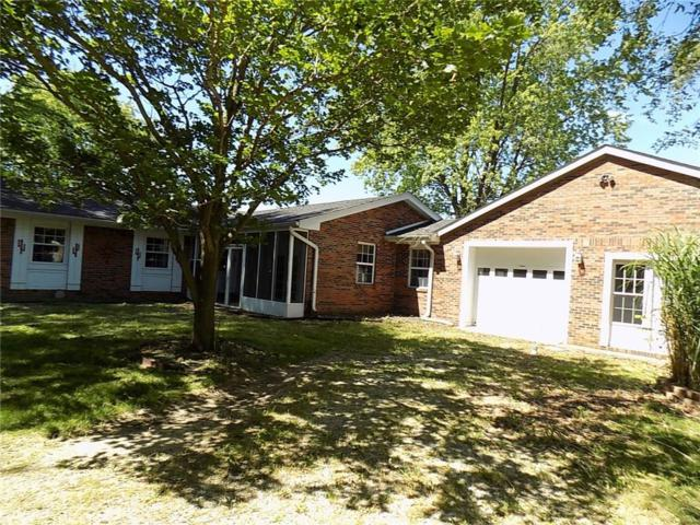 5023 E County Road 551 North, Pittsboro, IN 46167 (MLS #21492107) :: Mike Price Realty Team - RE/MAX Centerstone