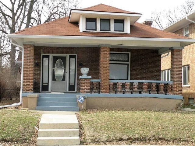 4130 N Rookwood Avenue N, Indianapolis, IN 46208 (MLS #21492282) :: Indy Scene Real Estate Team