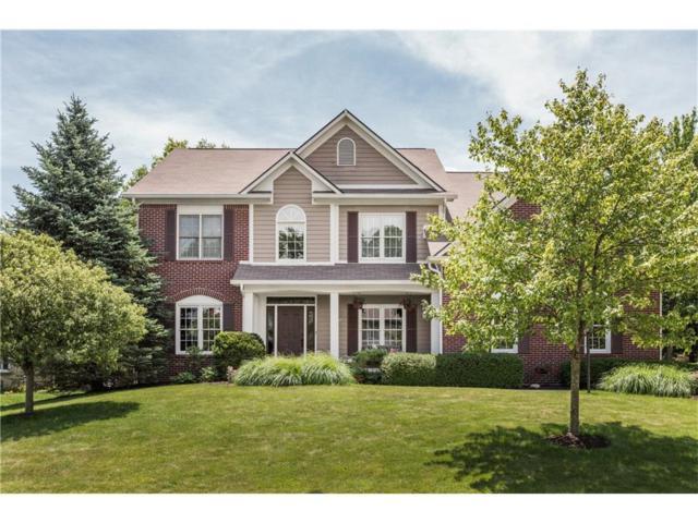 11857 Arborhill Drive, Zionsville, IN 46077 (MLS #21492284) :: Heard Real Estate Team