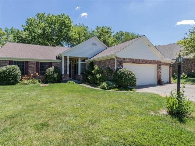 9241 Castle Knoll Boulevard, Indianapolis, IN 46250 (MLS #21492363) :: Indy Scene Real Estate Team