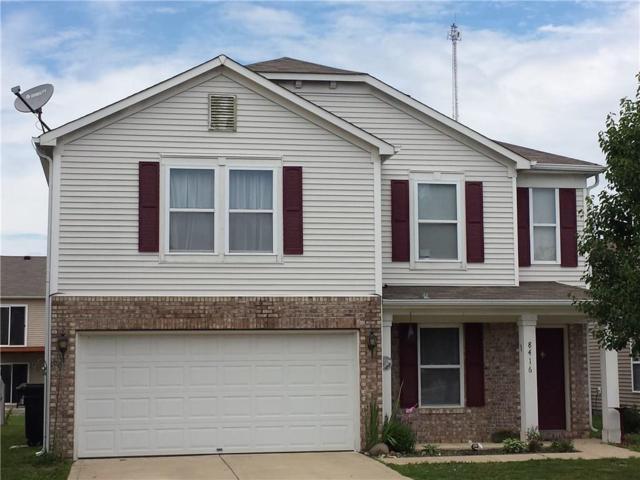 8416 Wanda Lake Drive, Camby, IN 46113 (MLS #21492492) :: Heard Real Estate Team