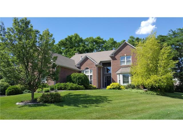 4310 Tally Ho Circle, Zionsville, IN 46077 (MLS #21492517) :: Heard Real Estate Team