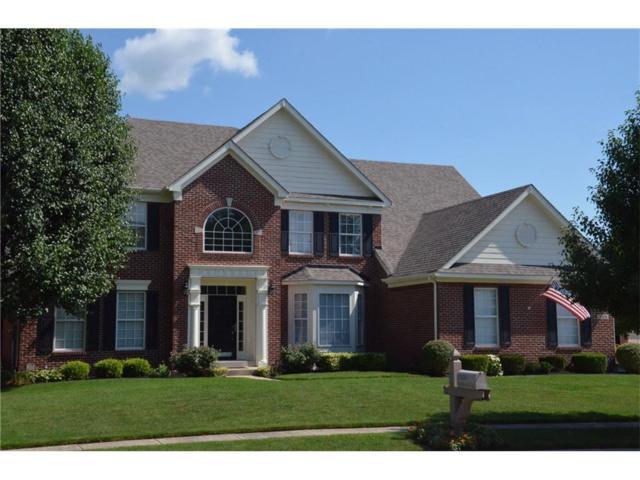 12526 Pebble Knoll Way, Carmel, IN 46033 (MLS #21492673) :: Heard Real Estate Team