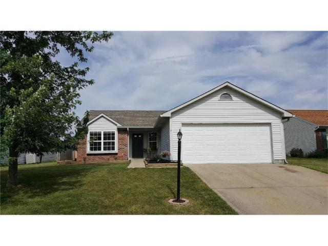 1454 Blue Grass Parkway, Greenwood, IN 46143 (MLS #21492677) :: The Evelo Team