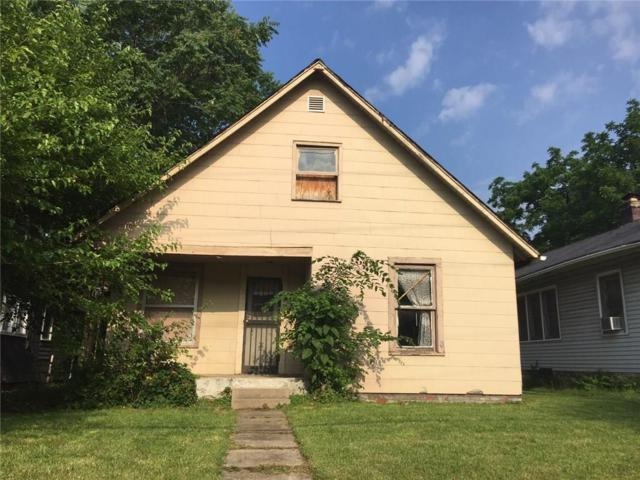 1116 N Rural Street, Indianapolis, IN 46201 (MLS #21492707) :: Indy Plus Realty Group- Keller Williams