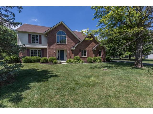 4618 Briarwood Trace, Carmel, IN 46033 (MLS #21492825) :: Indy Scene Real Estate Team